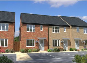 2 bed terraced house for sale in Hazelnut Way, Louth LN11