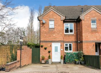 Thumbnail 2 bed end terrace house for sale in Maynard Drive, St Albans, Hertfordshire