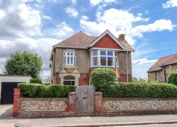 Thumbnail 4 bed detached house for sale in Cissbury Road, Broadwater, Worthing