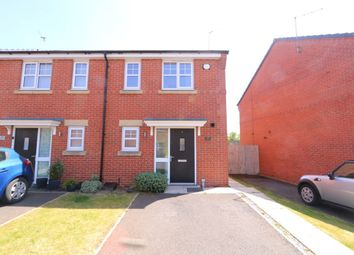 Thumbnail 2 bed semi-detached house to rent in Waterhouses Street, Audenshaw, Manchester
