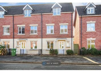 Thumbnail 3 bed end terrace house to rent in Bullingham Lane, Hereford