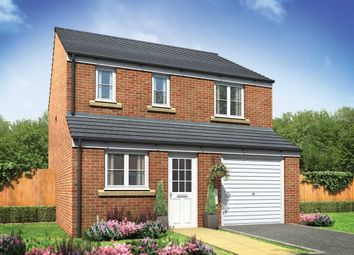 "Thumbnail 3 bedroom detached house for sale in ""The Stafford"" at Picket Twenty, Andover"