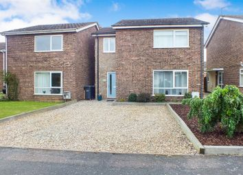 Thumbnail 3 bed detached house for sale in Alabama Way, St. Ives, Huntingdon