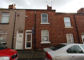 2 bed terraced house for sale in Herbert Street, Darlington DL1