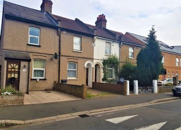 Thumbnail 2 bed terraced house for sale in Cromwell Road, Hounslow, Middlesex