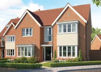 Thumbnail 5 bed detached house for sale in Beacon Avenue, Kings Hill, Kent