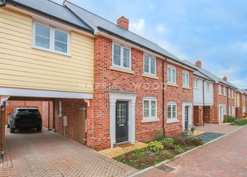 Thumbnail 3 bed terraced house to rent in Copse Drive, Rowhedge, Colchester