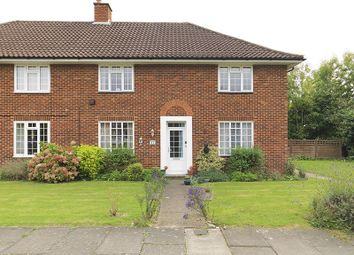 Thumbnail 2 bed flat for sale in Gloucester Close, Thames Ditton