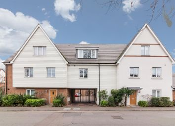 Thumbnail 2 bed flat to rent in Station Approach, Theydon Bois, Epping, Essex