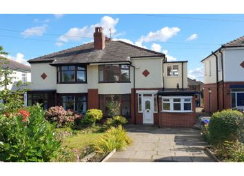 Thumbnail 4 bed semi-detached house for sale in Bolton Road, Bury