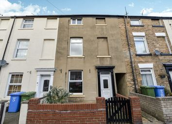 Thumbnail 4 bed terraced house for sale in James Street, Scarborough