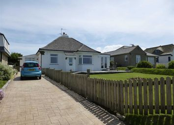 Thumbnail 3 bed detached bungalow to rent in Marine Drive, Widemouth Bay, Bude, Cornwall