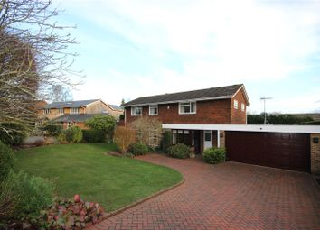 Thumbnail 4 bed detached house for sale in The Deerings, Harpenden, Hertfordshire