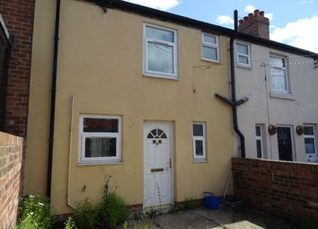 Thumbnail 2 bed terraced house for sale in Thorpe Street, Easington Colliery, Peterlee