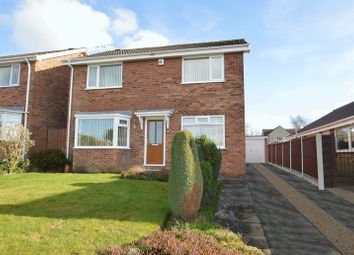 Thumbnail 3 bed detached house for sale in Meadow Road, Pickering