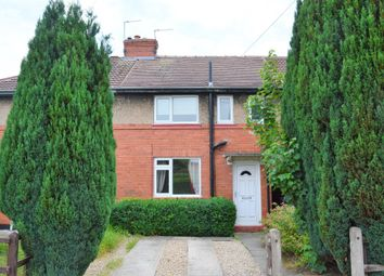 Thumbnail 3 bedroom terraced house for sale in Spalding Avenue, York