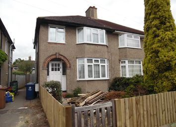 Thumbnail 3 bed semi-detached house to rent in Weyland Road, Headington, Oxford