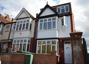 Thumbnail 3 bed flat to rent in Montagu Road, London