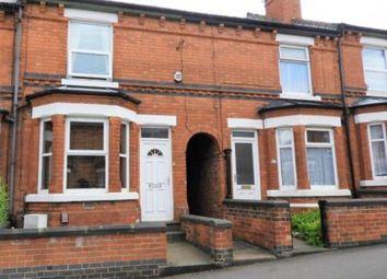 Thumbnail 2 bed terraced house for sale in Church Drive, Hucknall, Nottingham