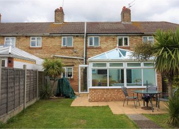 Thumbnail 2 bed terraced house for sale in Bridge Road, Rochester