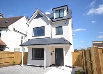 Thumbnail 4 bed detached house for sale in Home Park Road, London