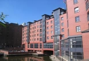 Thumbnail 2 bedroom flat to rent in Ducie Street, Manchester