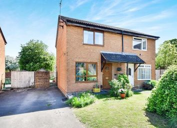 Thumbnail 2 bedroom semi-detached house for sale in Basingstoke Close, Freshbrook, Swindon, Wiltshire