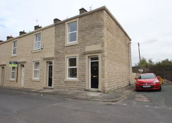 Thumbnail 2 bed end terrace house for sale in Spring Street, Rishton, Blackburn, Lancashire
