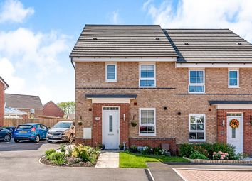 Thumbnail 3 bed semi-detached house for sale in Buttermere Close, Yarnfield, Stone