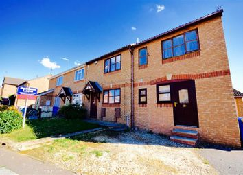 Thumbnail 4 bedroom end terrace house for sale in St. Vincents Avenue, Kettering