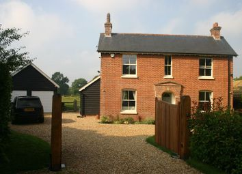 Thumbnail 4 bed detached house to rent in Newbridge, Cadnam, Southampton