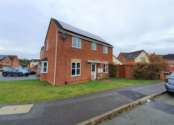Thumbnail 4 bed detached house for sale in Bolus Road, Leicester