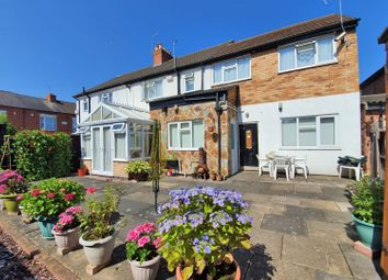 Thumbnail 4 bed semi-detached house for sale in Neville Road, Western Park, Leicester