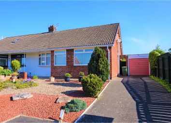 Thumbnail 2 bed semi-detached bungalow for sale in Melsonby Grove, Stockton-On-Tees