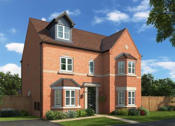 Thumbnail 5 bed detached house for sale in Hall Road West, Crosby, Liverpool