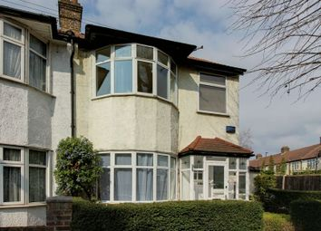 Thumbnail 3 bedroom end terrace house for sale in Clive Road, Enfield