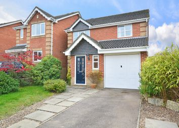 Thumbnail 3 bed detached house for sale in Carter Road, Maidenbower