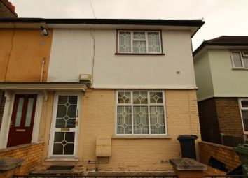 Thumbnail 2 bed end terrace house to rent in Lambourne Road, Barking
