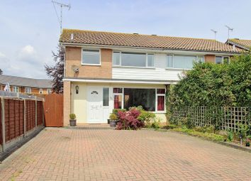 Thumbnail 3 bed semi-detached house for sale in Fordwater Gardens, Yapton