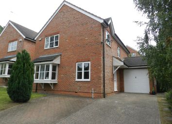 Thumbnail 4 bed property to rent in Campbell Close, Weedon, Northampton