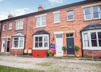 Thumbnail 3 bed cottage for sale in Jubilee Terrace, Barton