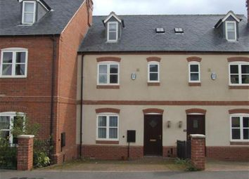 Thumbnail 3 bed town house to rent in Bond Lane, Mountsorrel, Loughborough