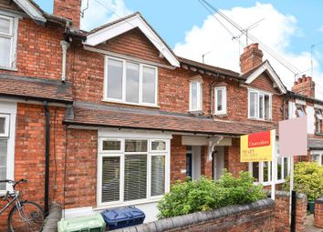 Thumbnail 3 bed terraced house to rent in Warwick Street, East Oxford