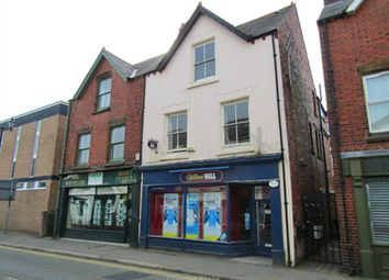 Thumbnail 1 bed flat to rent in Chester Street, Mold