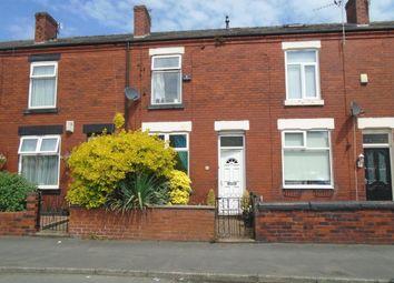 Thumbnail 2 bedroom terraced house for sale in New Cross Street, Swinton