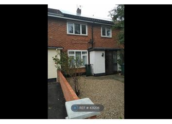 Thumbnail 3 bed terraced house to rent in Chestnut Walk, Crawley