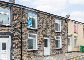 Thumbnail 3 bed terraced house for sale in Napier Street, Mountain Ash, Rhondda Cynon Taff