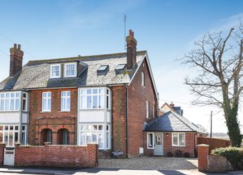 Thumbnail 6 bed semi-detached house for sale in Mill Road, Wells-Next-The-Sea