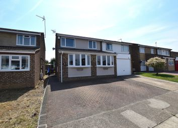 Thumbnail 4 bed semi-detached house for sale in Beatty Gardens, Braintree