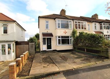 Thumbnail 3 bed end terrace house for sale in Garland Road, Plumstead, London